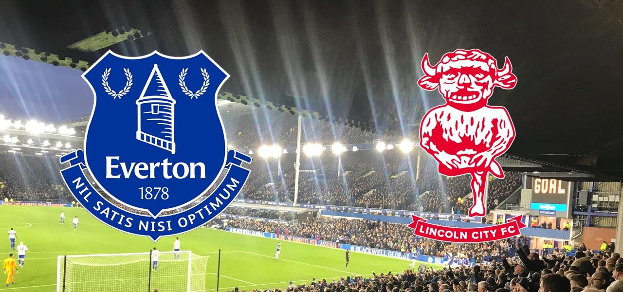Lincoln City Saturday 5th January 2019 FA Cup