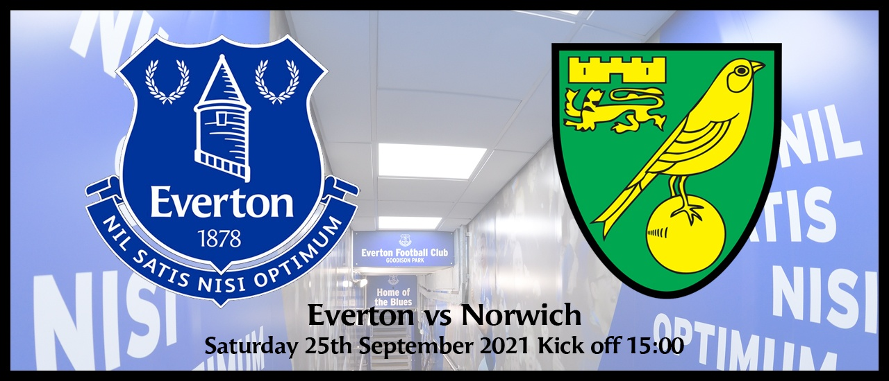 Norwich Saturday 25th September 2021 EPL
